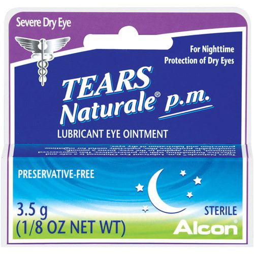 Alcon Alcon P.M. Lubricant Eye Ointment, 0.125 oz