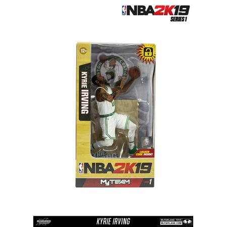 McFarlane NBA 2K19 Kyrie Irving Figure