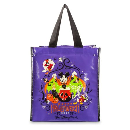 Disney Mickey Mouse And Friends Trick Or Treat Bag New with Tags - Mickey Treat Bags