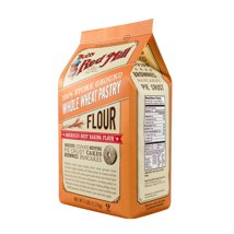 Flours & Meals: Bob's Red Mill Whole Wheat Pastry Flour