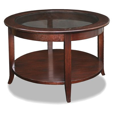 Leick Home Round Coffee Table Walmart Com