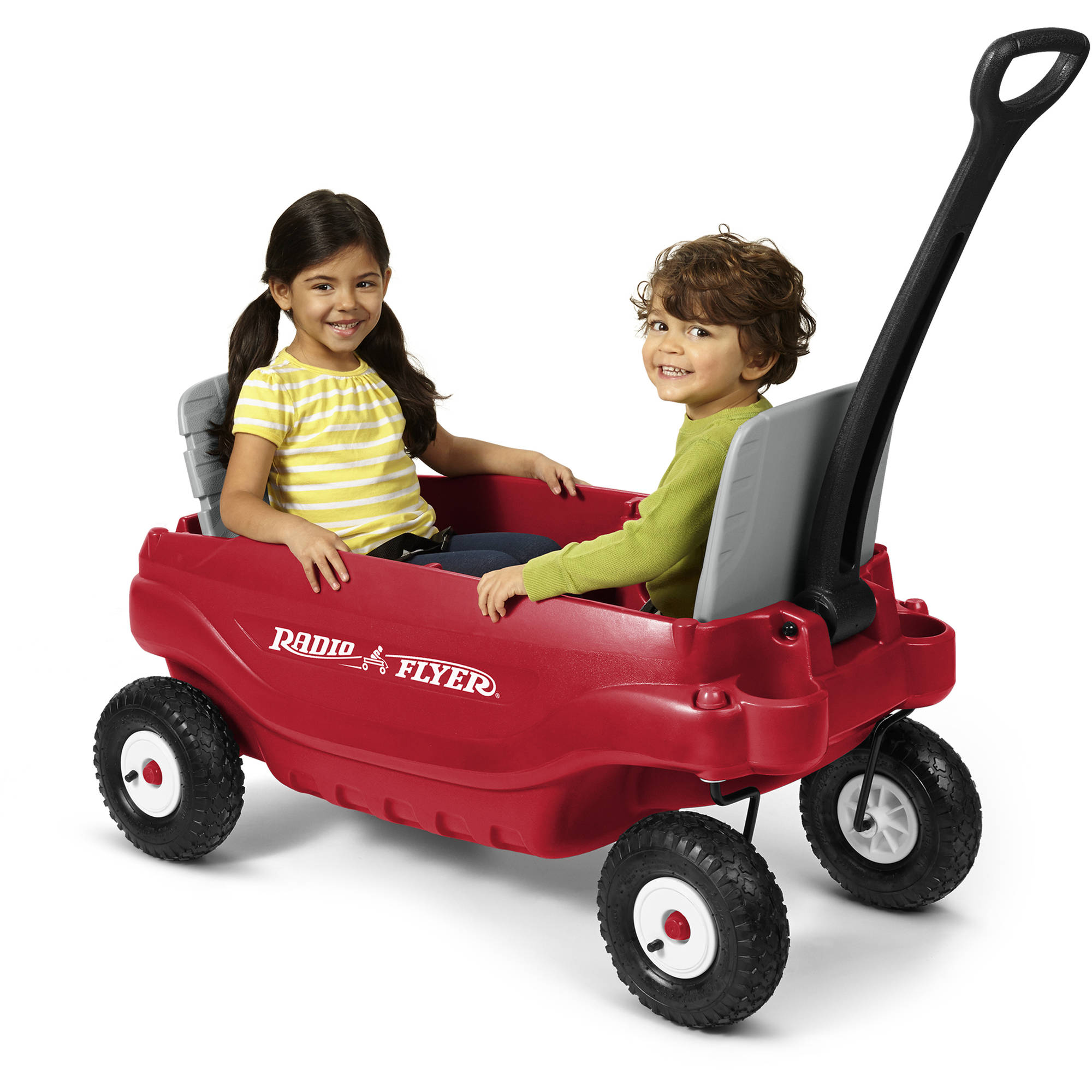 Radio Flyer All Terrain 5-in-1 Wagon