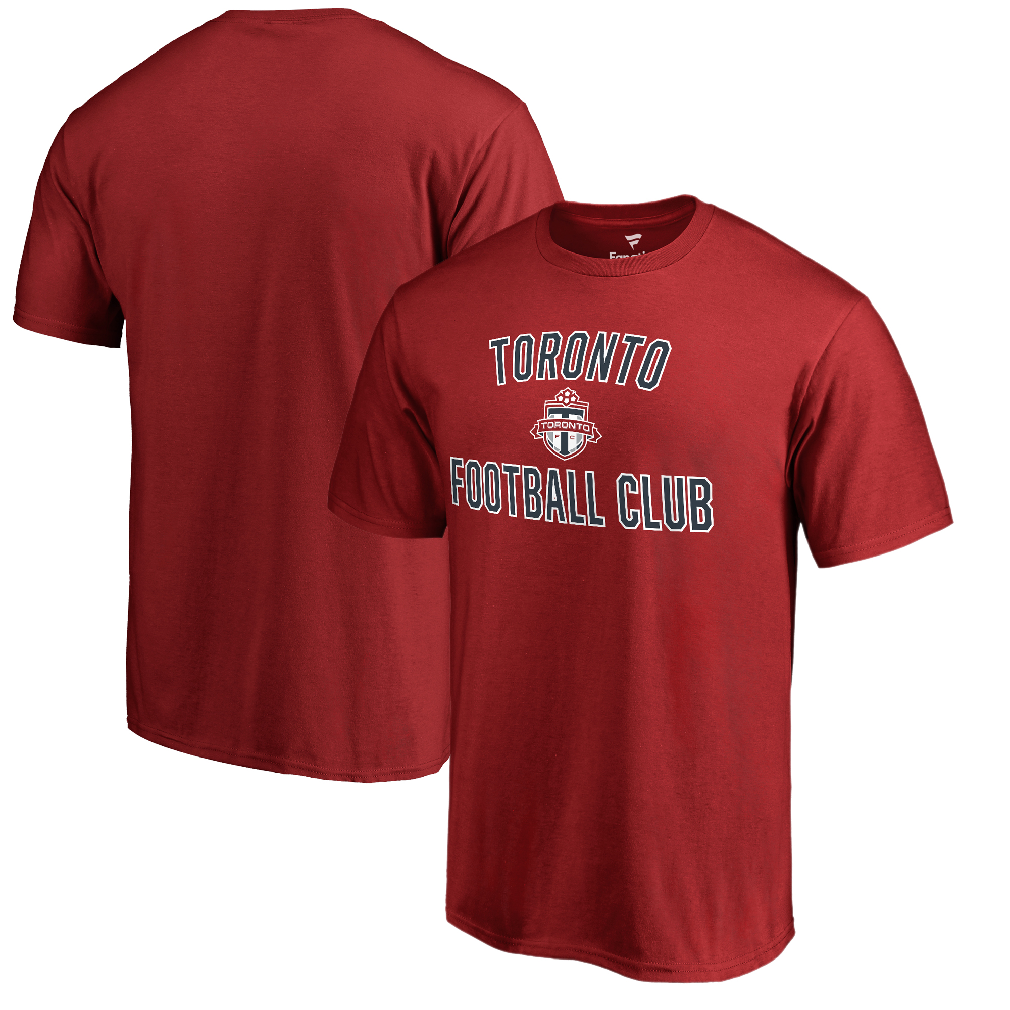 Toronto FC Fanatics Branded Victory Arch T-Shirt - Red