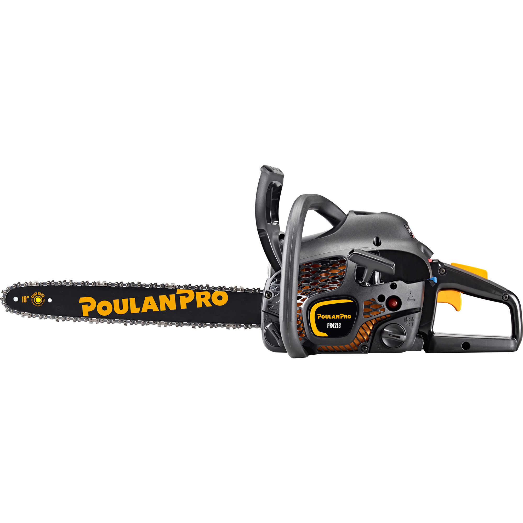 "Poulan Pro 18"" Bar 42CC 2 Cycle Gas Powered Chainsaw (Certified Refurbished) by Poulan Pro"