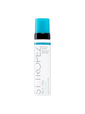 ($42 Value) St. Tropez Self Tan Classic Bronzing Mousse, 8 Oz