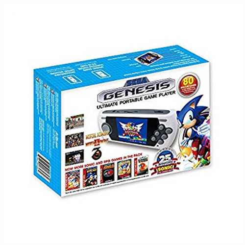 Refurbished Sega Genesis Arcade Ultimate Portable 2016 by AT Games