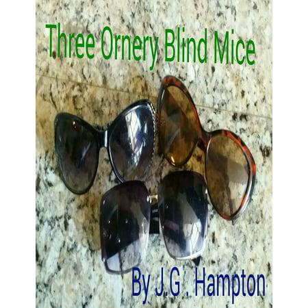Three Ornery Blind Mice - eBook - Halloween Wars Three Blind Mice