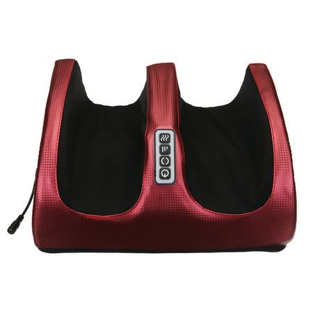 Portable Shiatsu Foot Massager, Kneading Therapy Massage Machine