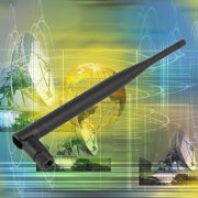 2.4GHz 7dBi Wireless WIFI Antenna Booster WLAN RP-SMA f PCI Card Modem Router