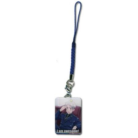 Cell Phone Charm - Hetalia - New Russia Portrait Anime Gifts Toys ge4015 - image 1 de 1