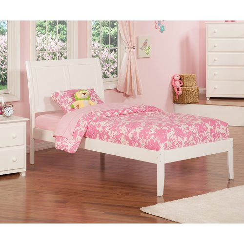Red Barrel Studio Ahoghill Extra Long Twin Sleigh Bed