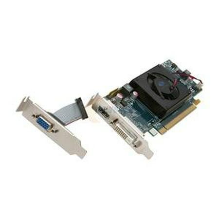SAPPHIRE 100321DDR5LP SAPPHIRE Radeon HD 6450 100321DDR5LP Video Card