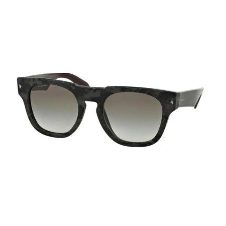 74073d0af5a Prada - Sunglasses Prada PR 5 QS DHP0A7 MATTE BLACK GREY MARBLE ...