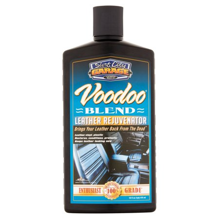 Voodoo Blend Leather Rejuvenator, 16 fl oz