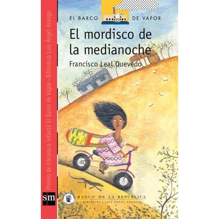 El Mordisco de la Media Noche [Plan Lector Infantil] Ebook - eBook - Musica De Halloween Infantil