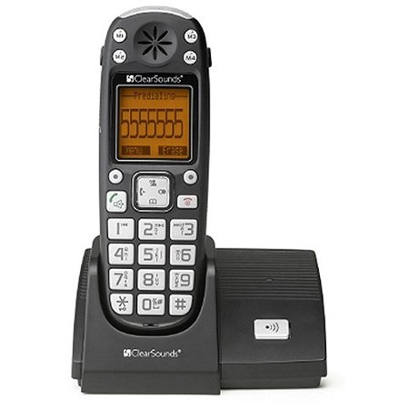 Cordless Phone With Soundboost