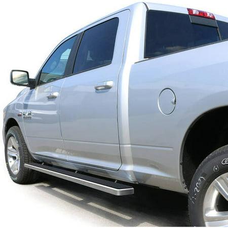 - 2009-2018 Dodge Ram 1500 Crew Cab/2010-2018 Dodge Ram 2500/3500/4500/5500 Crew Cab 4