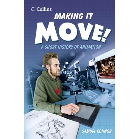 Making it Move : A Short History of Animation (Halloween History Animation)