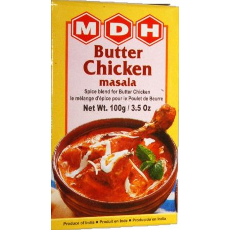 Mdh Butter Chicken 3.5oz