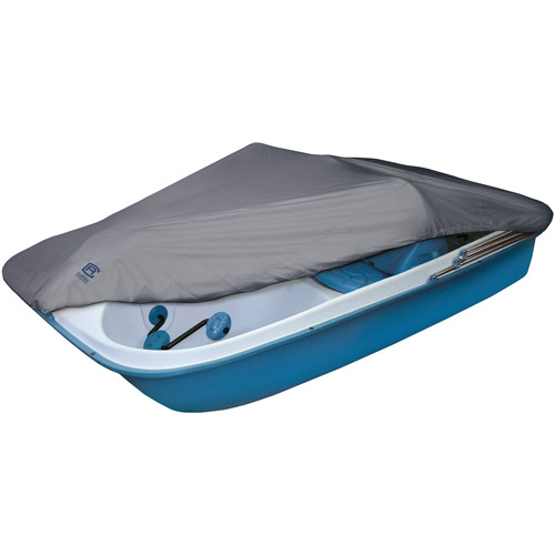 "Classic Accessories Lunex Pedal Boat Storage Cover, Gray, Fits up to 112.5""L, Beam Width to 65"""