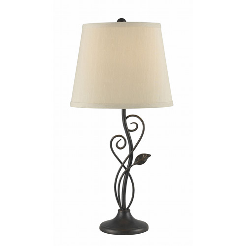 Elegant Kenroy Home Clarkson Table Lamp, Bronze