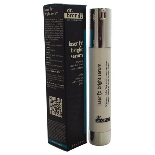 Dr. Brandt Laser FX Bright Serum, 1 Oz New Stretch Mark Creme Bette Ks 4 oz Cream