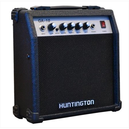 Huntington AMP-G10 10 Watt Practice Electric Guitar (Best Small Practice Guitar Amp)
