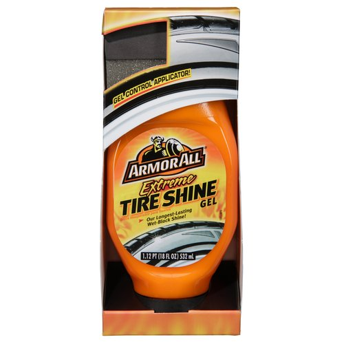Armor All Extreme Tire Shine Gel, 18 Ounce