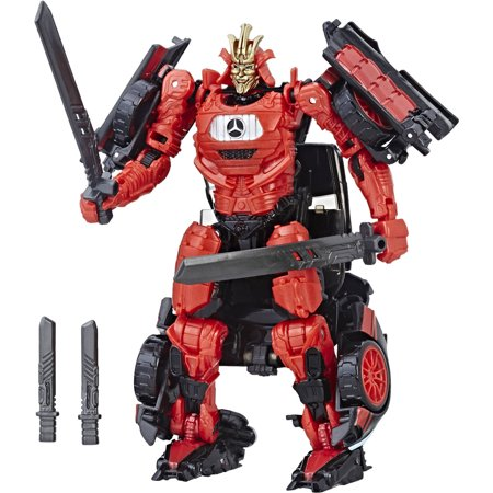 Transformers  The Last Knight Premier Edition Deluxe Autobot Drift
