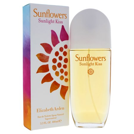 Sunflowers Sunlight Kiss by Elizabeth Arden for Women - 3.3 oz EDT