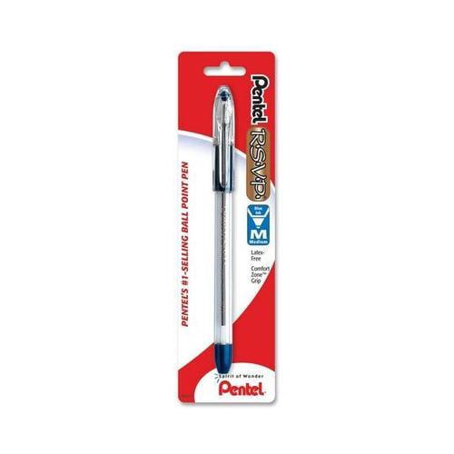Pentel R.S.V.P Ballpoint Stick Pen PENBK91BPC