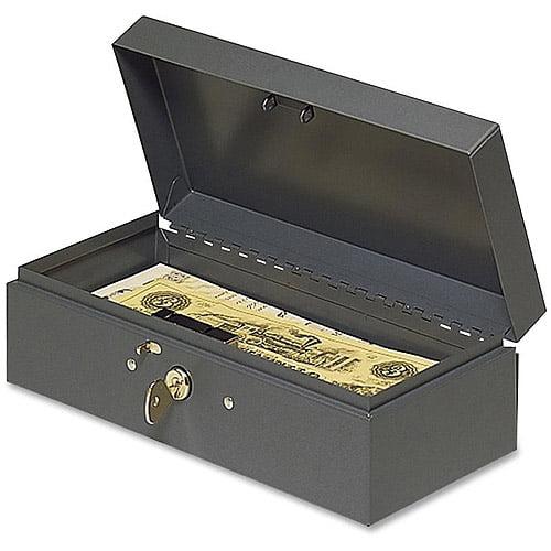 MMF Steelmaster Cash Box with Lock