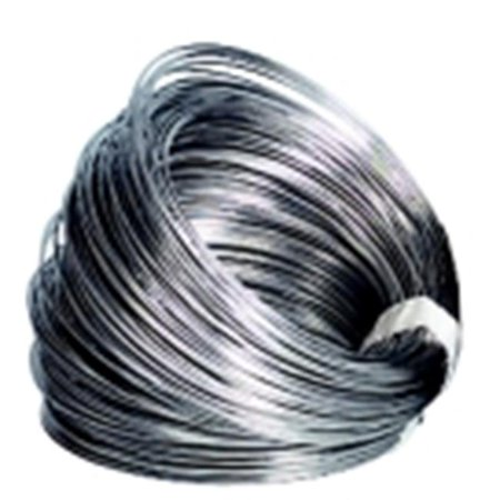 Arcor Galvanized Steel Soft Annealed Stovepipe Wire - 10 Ga. - 21 Ft.