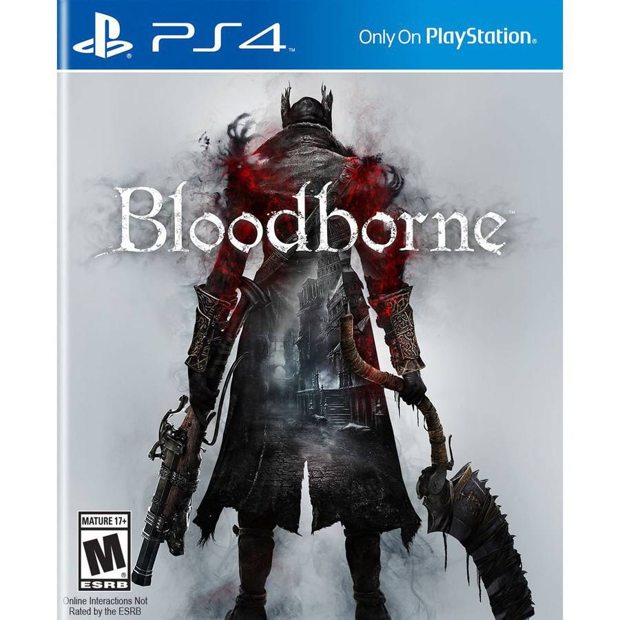 Bloodborne (PS4) - Pre-Owned