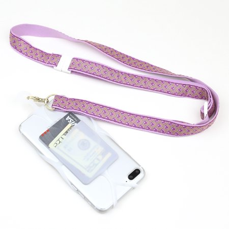 super popular c05cd e78e6 Cell Phone Lanyard Neck Strap with Safety Clasp for iPhone XR XS Max X 8 7  6S 6 Plus Galaxy S9 S8 S7 Note 9 and Other Smartphones