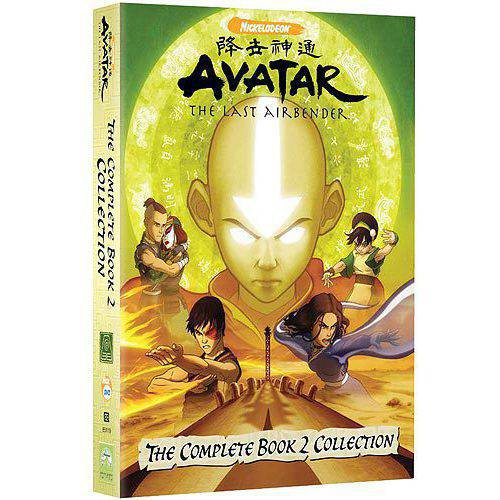 Avatar - The Last Airbender: The Complete Book 2, Collection 5 Box Set (Full Frame)