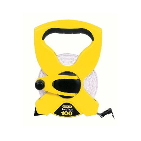 Stanley Bostitch Long Tape Measure - Stanley Consumer Tools 34-790 Open-Reel Tape Measure, Fiberglass, 1/2 x 100-Ft.