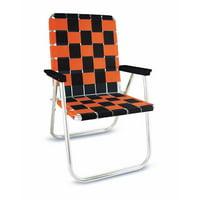 Lawn Chair USA Folding Aluminum Webbing Chair