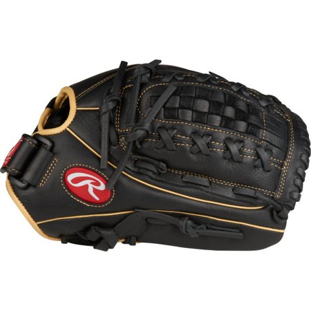 "Rawlings 13"" Shut Out Series Softball Glove, Right Hand Throw"