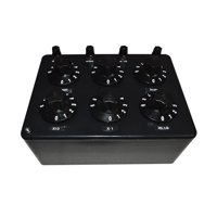 INTBUYING 0.1~99.9999 kΩ Inspect ZX21 Precision Variable Decade Resistor Resistance Box