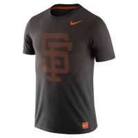 80cb792a Product Image Men's Nike Black San Francisco Giants Premium Performance  Tri-Blend T-Shirt