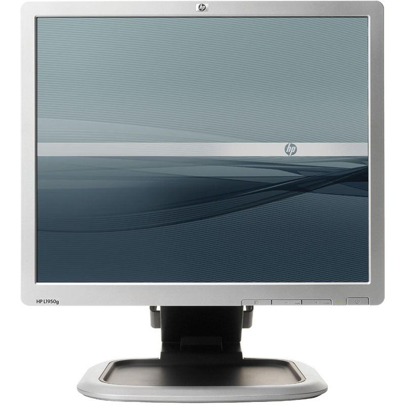 "Refurbished HP L1950G 1280 x 1024 Resolution 19"" LCD Flat Panel Computer Monitor Display"