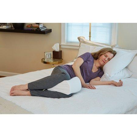 Hermell Memory Foam Hip Aligner Back Pain Cushion