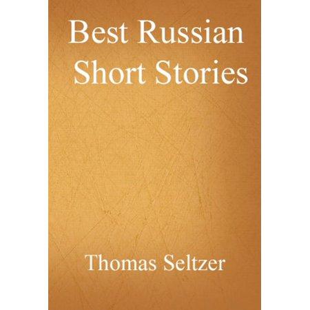 Best Russian Short Stories - eBook