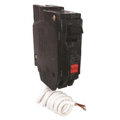 General Electric GE THQB1120GFT 1 Pole 20 Amp 120v Ground Fault Circuit Breaker GF GFI
