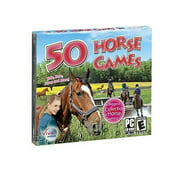 50 Horse Games: Jewel Case Edition