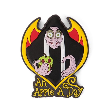 Disney Villains Soft Touch PVC Magnet: Wicked - Disney Villains Merchandise