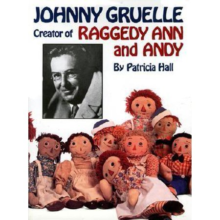 Johnny Gruelle, Creator of Raggedy Ann and Andy - Raggedy Ann For Sale