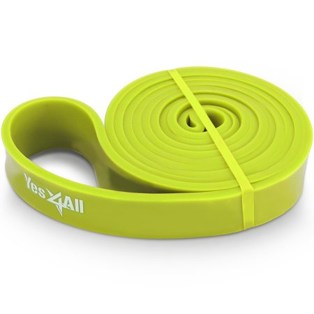 Yes4All Pull Up Assistance Band – Assist for Strength Training, Pull-Up, Chin Up, Powerlifting - Resistance Stretch Bands