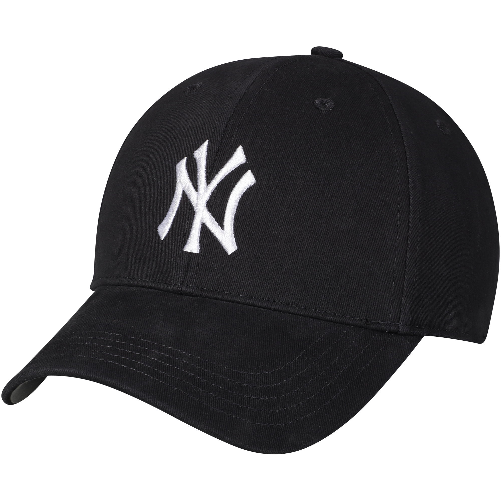 New York Yankees '47 Youth Basic Adjustable Hat Navy OSFA by TWINS ENTERPRISE INC/47 BRAND